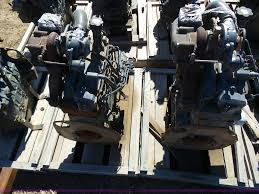 5 shibaura 2 216l four cylinder turbo diesel engine cores