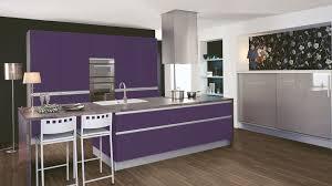 cuisine couleur violet cuisinella pas la couleur mais 2017 et cuisine équipée violet photo