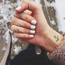 best 25 simple anchor tattoo ideas on pinterest arm tattoos on