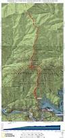 Great Smoky Mountains National Park Map At In Nc Fontana Dam To Buck Gap
