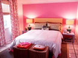 bedroom pink wall paint color rattan ottoman pink flower bedroom