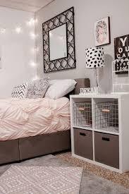 charming teen bedroom decor modern white wall lighting