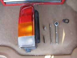 How To Replace Tail Light How To Change A Tail Light On A U002797 To U002701 Jeep Cherokee 6 Steps