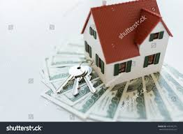 mortgage investment real estate property concept stock photo
