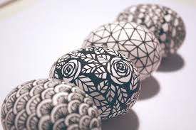 Decorating Easter Eggs With Sharpie Pens by Easter Eggs Thecarolinejohansson Com