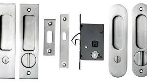 Patio Door Handle With Lock Door Pocket Doors Interior Wonderful Pocket Door Handles