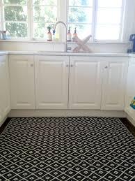 Modern Kitchen Rug by Black Kitchen Rugs Kitchens Design