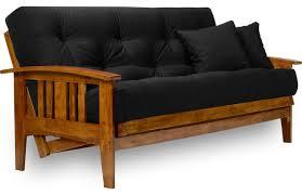 Futon Bed With Mattress Westfield Wood Futon Set Frame 8