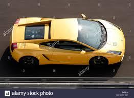Lamborghini Gallardo Models - lamborghini gallardo model year 2005 yellow driving diagonal