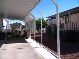 Awning For Mobile Home Awning Extender Posts Abesco Distributing Co Inc The Company