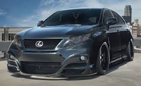 lexus ls custom lexus sends six custom hybrids to sema plus an unmodified lfa for