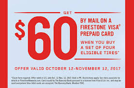 bancorp bank prepaid cards eastern tire distributors current promotion for firestone 60