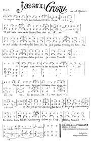 Lirik Lagu Lirik Lagu Jasamu Guru Sd Roudlotul Ulum