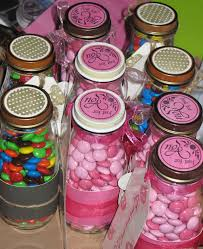 jar party favors diy candy jars cheap favors