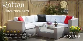 Rattan Settee Furniture 265 Rattan Garden Furniture Sets From 79 99