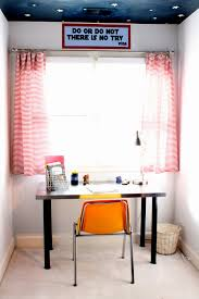 Kid At Desk by Short Curtains Our Fifth House