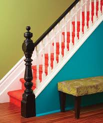 Painting A Banister Black Getting A Rise Out Of You Design Diy