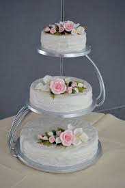 best 25 tiered wedding cakes ideas on pinterest wedding cakes