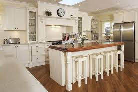 Modern French Country Decor - matchless modern french country kitchen decor with cherry wood