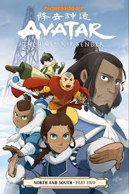 avatar airbender north south 2 album imgur