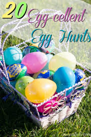 easter egg hunt ideas 20 egg cellent easter egg hunt ideas a mom u0027s take