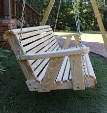 How To Build A Garden Bench With A Back Amazon Com Roll Back Amish Heavy Duty 800 Lb 5ft Porch Swing