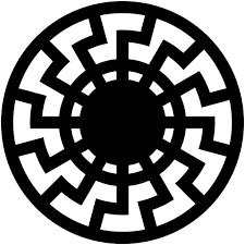 black sun occult symbol the term black sun german schwarze sonne