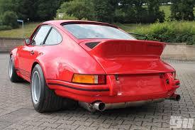 porsche 930 rsr dp motorsport unveils 964 classic rsr kit total 911