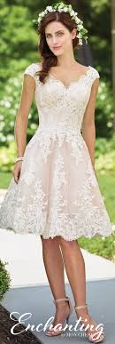 simple knee length wedding dresses best 25 knee length wedding dresses ideas on white