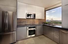 fascinating apartment kitchen decorating ideas with modern kitchen