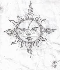 15 best tattoos images on sun designs design