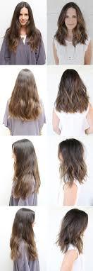 soft under cut hair summer cut whoorl