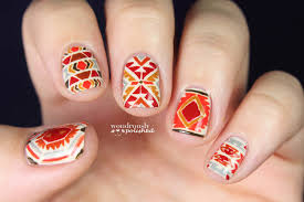 fall thanksgiving nail art dress up your hands for thanksgiving with 13 fun fall nail art