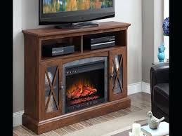 Electric Fireplace Entertainment Center Cherry Wood Electric Fireplace Electric Fireplace Entertainment