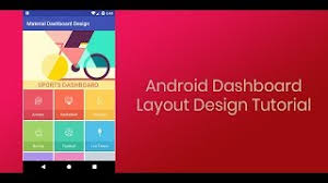 android studio dashboard tutorial material home page design dashboard in android studio clipzui com