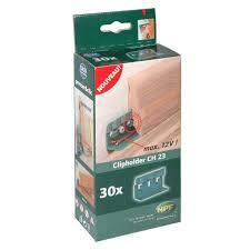 attache plinthe cuisine lot de 30 pour plinthe parquet et sol stratifié pvc l 0 4
