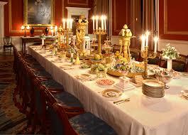 Dining Room Attingham Park - Regency dining room
