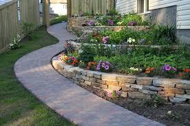 Walkway Garden Ideas Garden Ideas Garden Walls Ideas Katakori Info