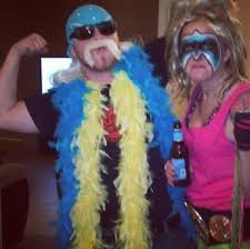 Ultimate Warrior Halloween Costume 9 Awesome Examples Pro Wrestling Cosplay Stillrealtous