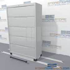 Lateral Filing Cabinet Rails Smart Solutions For Expanding Filing Cabinet Systems File