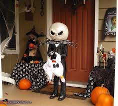Jack Pumpkin King Halloween Costume Jack Skellington Jack Pumpkin King Costume Photo 6 6