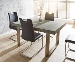 Esszimmer Eiche Grau Modern Esstische Designer Möbel Auch Für Ihr Esszimmer