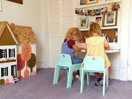 fold up children s table wall mounted secretary desk or murphy desk