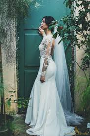 fishtail wedding dress backless fishtail wedding dress for