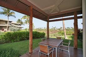 lanai porch fairways at mauna lani 0901 big island rentals