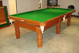 Dining Pool Table by Custom Pool Tables