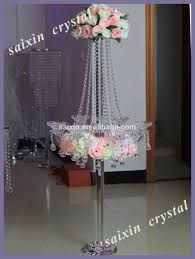 gorgeous crystal centerpieces for wedding table zt 263 buy