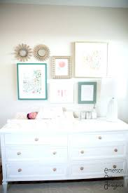 Nursery Changing Table Dresser Corner Changing Table Holidaysale Club