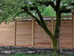 Privacy Fence Ideas For Backyard Photo Collection Garden Privacy Fence Ideas