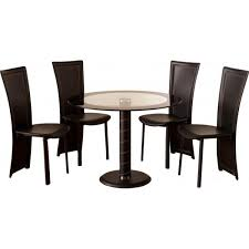 small black dining table and chairs u2013 sl interior design